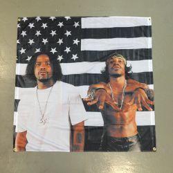 OUTKAST WALL HANGING 1200 X 1200MM